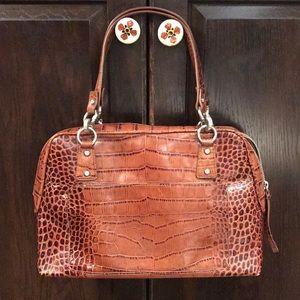 NWOT Ann Taylor Leather Bag